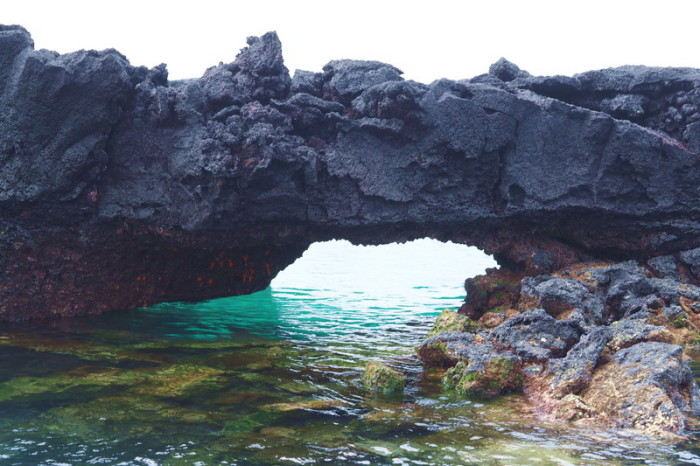 "Galapagos - The ""Lava Tunnels"",  Isabela Island"