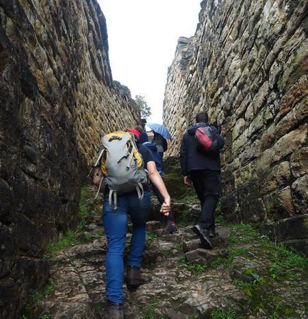 Peru - Exploring Kuelap