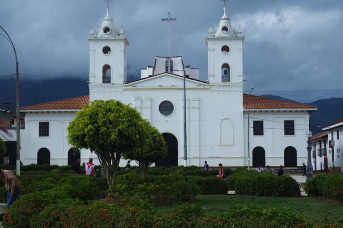Peru - Iglesia Catedral de Chachapoyas, Chachapoyas