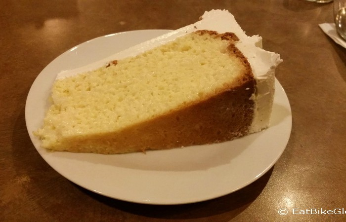 Peru - Yummy Tres Leches Cake in Huancayo