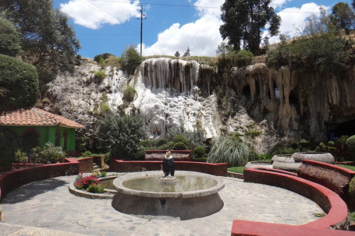 Peru - La Gruta, Recuay