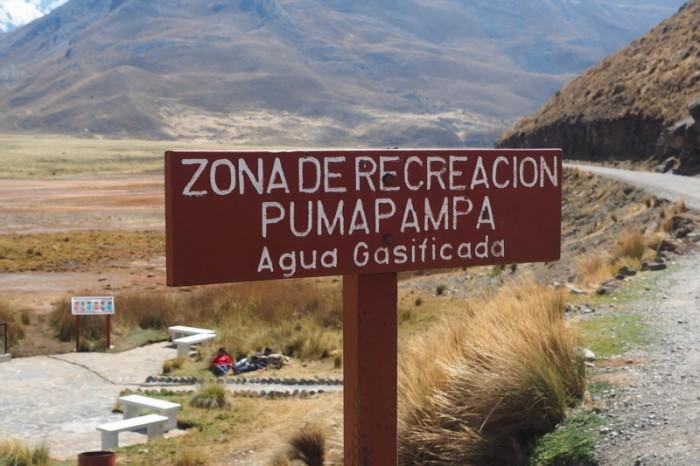 Peru - Agua Gasificada