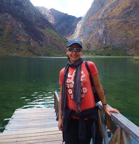 Peru - Laguna de Piquicocha — at Nor Yauyos-Cochas Landscape Reserve