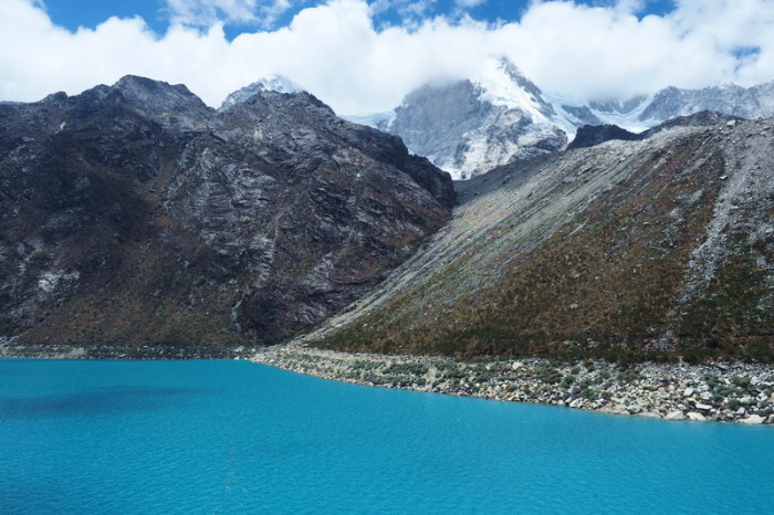 Laguna Paron - Stunning lake and mountain views at Laguna Paron