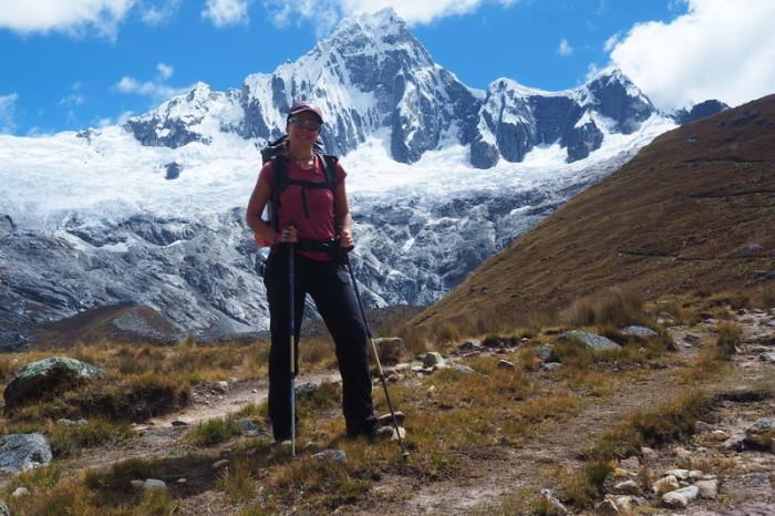 Santa Cruz Trek - Mount Taulliraju