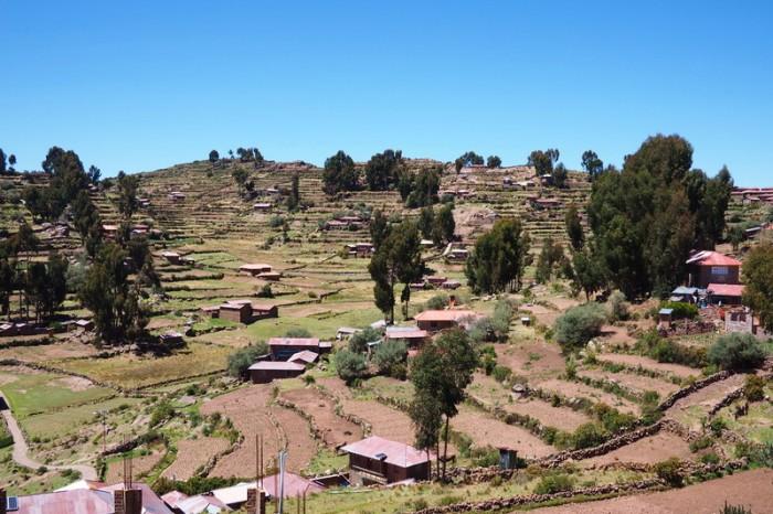 Peru - Taquile Island, Lake Titicaca