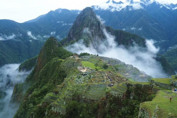 Stunning Machu Picchu