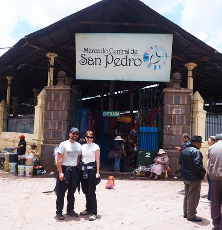 Peru - San Pedro Market, Cusco