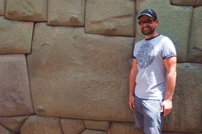Peru - Cusco's Twelve Angled Stone