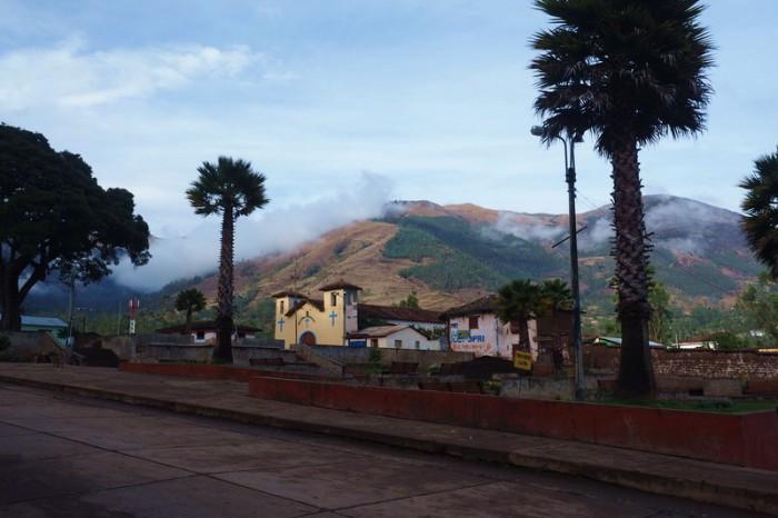 Peru - Plaza de Armas, Cachora