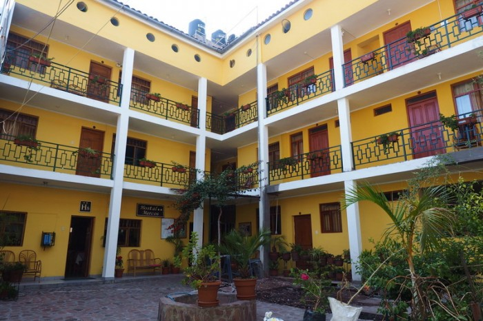 Peru - Hostal Marcos, Ayacucho