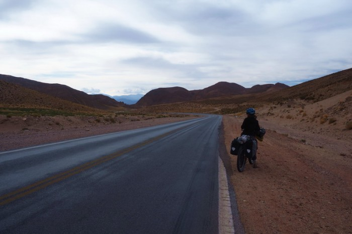 Argentina - On the way to Susques
