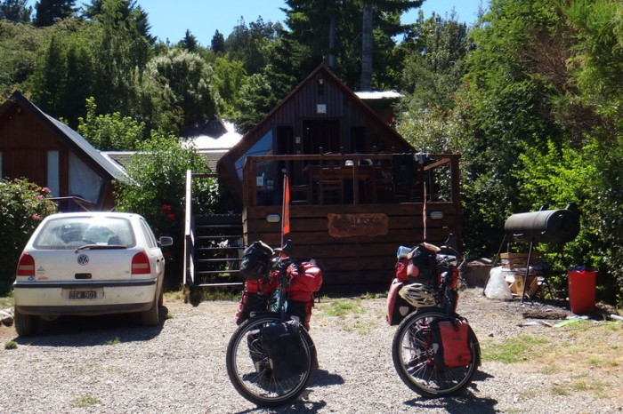 Argentina  - The wonderful Alaska Hostel, Bariloche