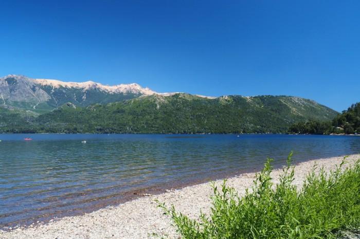 Argentina - Lake Gutiérrez, near Bariloche
