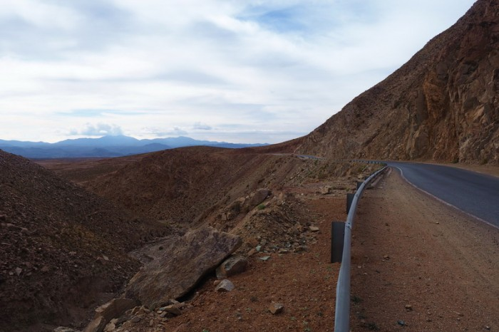 Argentina - Beautiful views on the way to Susques