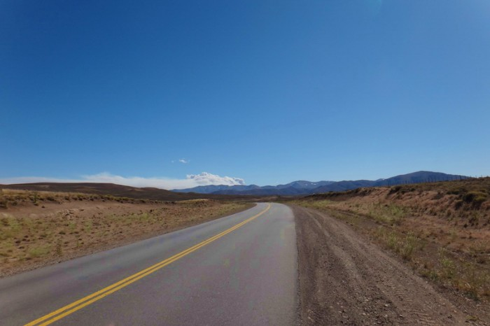 Argentina  - On our way to Esquel