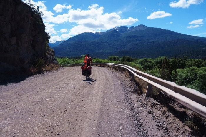 Argentina - On our way to Futaleufú