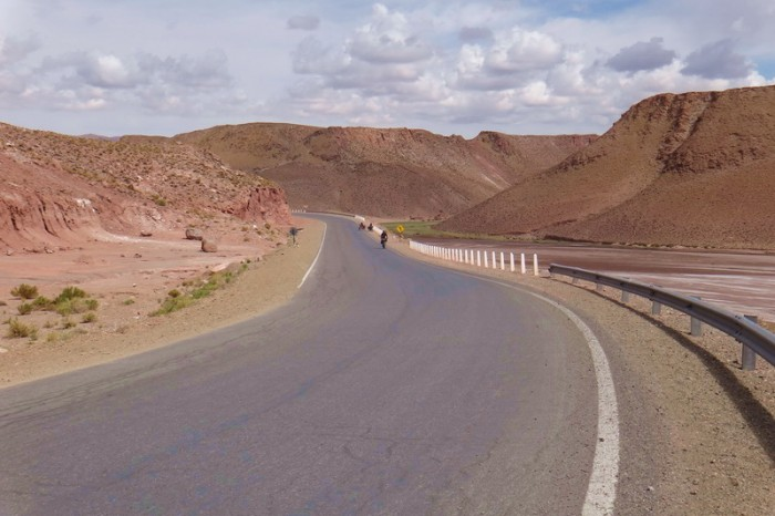 Argentina - On the way to Purmamarca