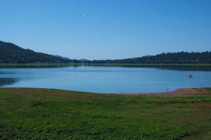 Argentina - La Cienaga Dam