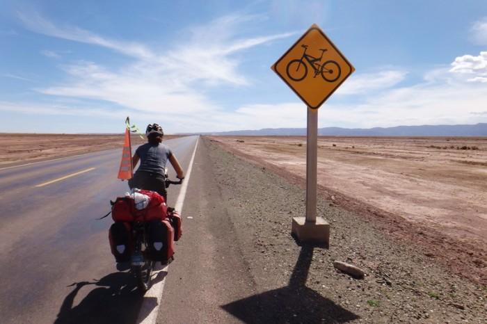 Bolivia - Bikes ahead!