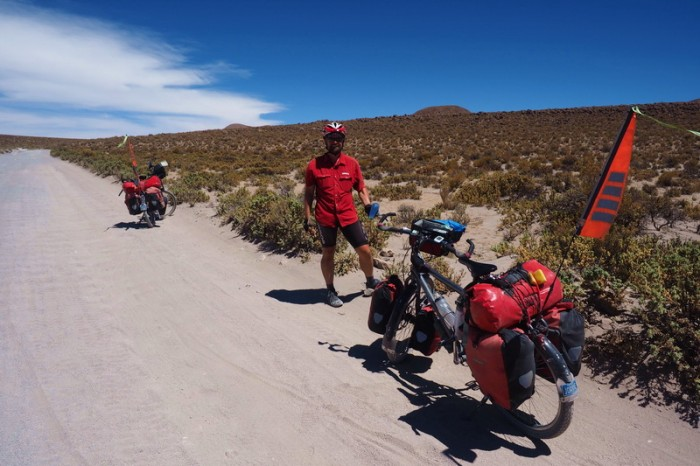 Bolivia - On our way to Coipasa Village