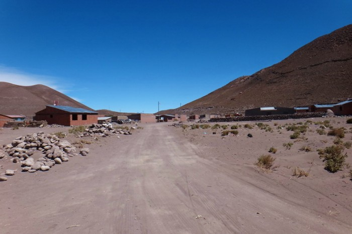 Bolivia - Coipasa Village