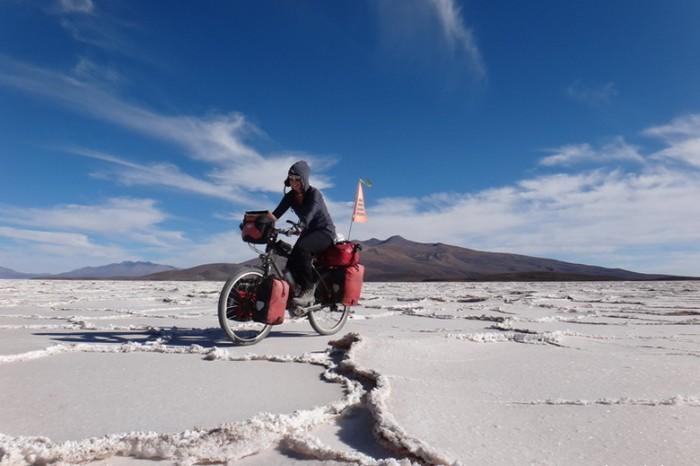 Bolivia - Cycling Salar de Coipasa