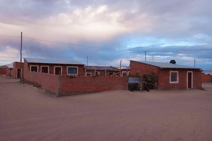Bolivia - Villa Victoria was a ghost town