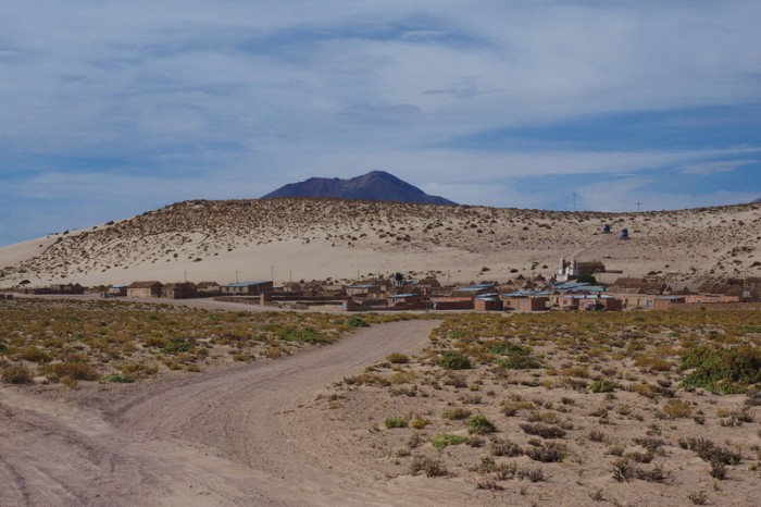Bolivia - The village of Challacollo