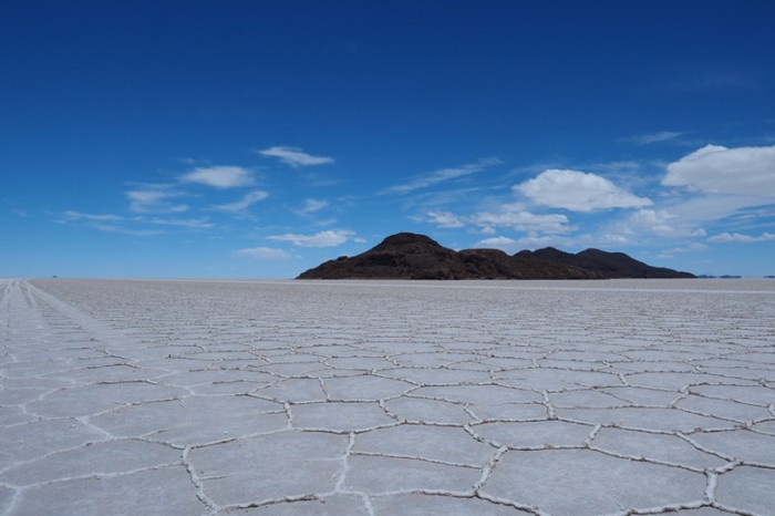 Bolivia - Isla del Pescado