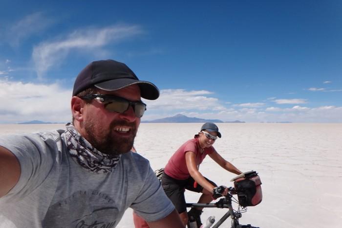 Bolivia - Cycling Salar de Uyuni