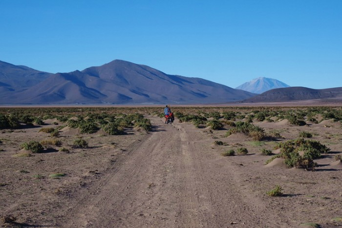 Bolivia - Day 1 of the Laguna Route: Leaving San Juan