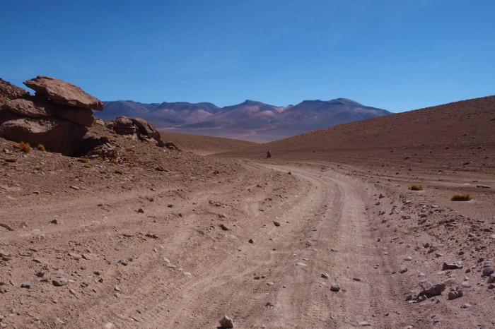 Bolivia - Day 3 of the Laguna Route: Nearing Hotel del Desierto