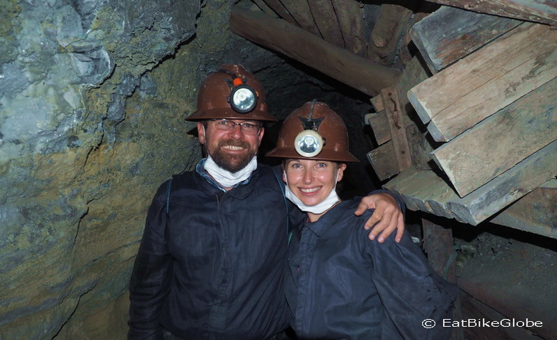 Couple shot in the mine!