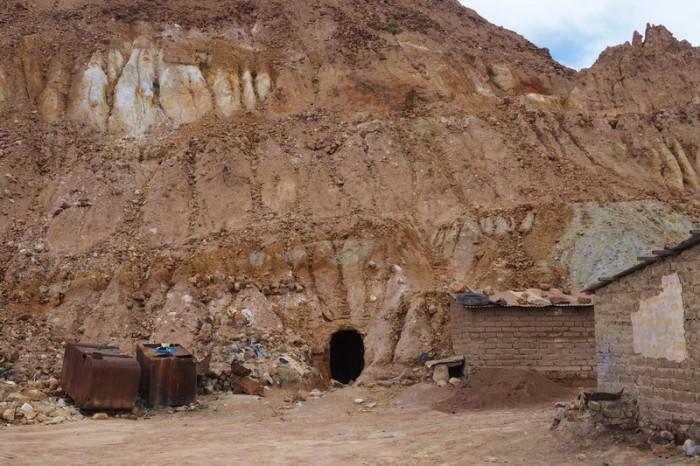 Bolivia - Cerro Rico Mine, Potosi