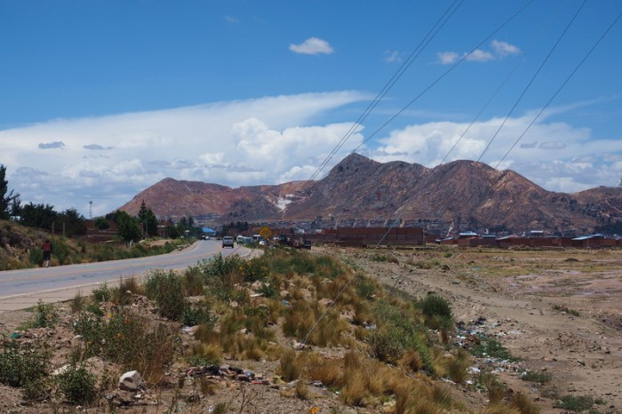 Bolivia - Views of Oruro
