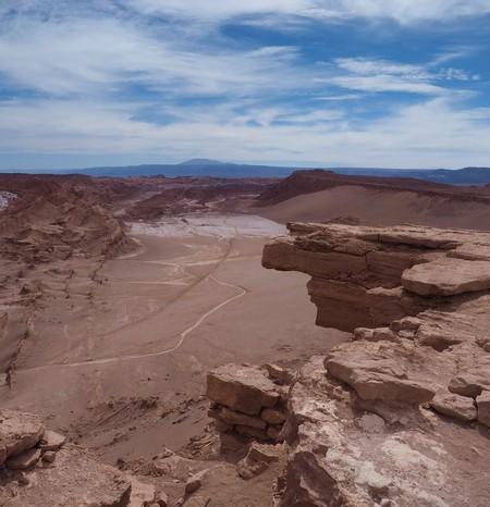 Chile - Mirador Piedra del Coyote, near San Pedro de Atacama