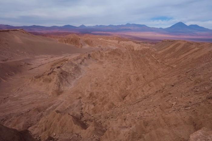 Chile - Valle de La Muerte (Death Valley), near San Pedro de Atacama