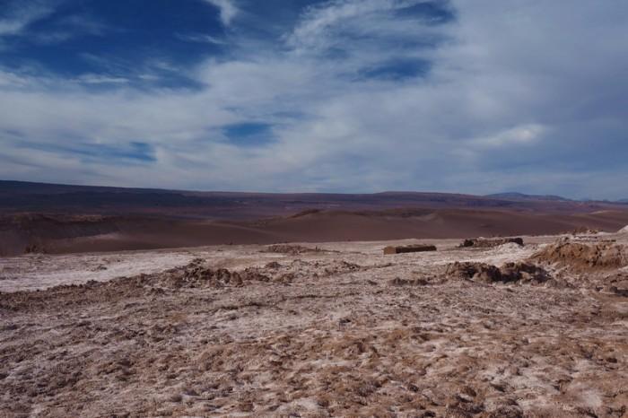 Chile - Valle de la Luna, near San Pedro de Atacama