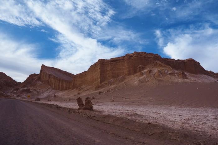 Chile - Stunning Valle de la Luna, near San Pedro de Atacama