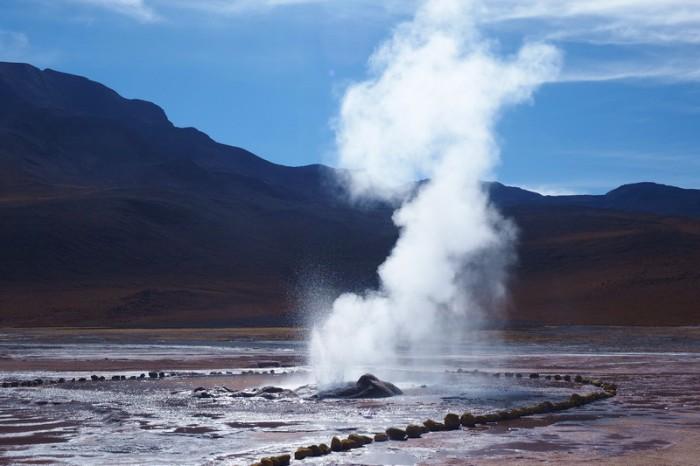 Chile - Geysers del Tatio