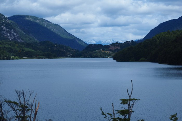 Chile - Views on our way to the Carreterra Austral