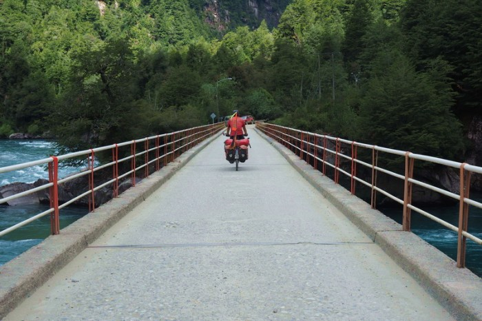 Chile - Cycling from Futaleufú to the Carreterra Austral