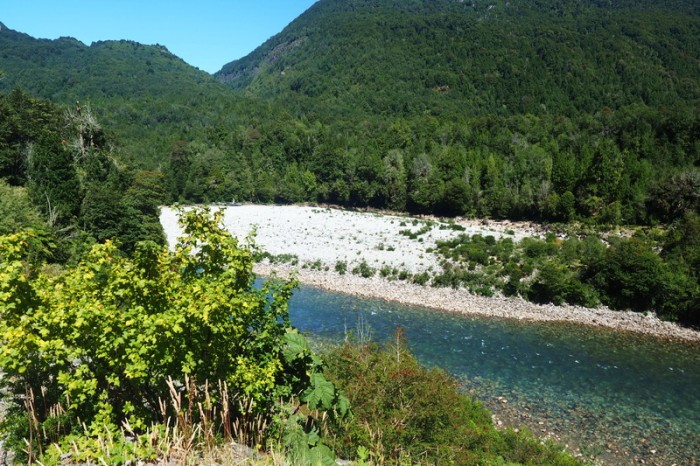 Chile - On our way to Coyhaique along the Carreterra Austral