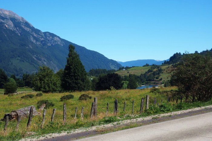 Chile - On the way to Coyhaique