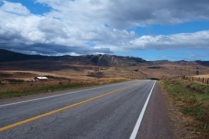 Chile - On the way to Villa Cerro Castillo