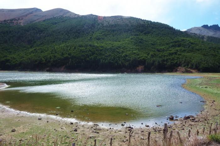 Chile - Lake Chiguay