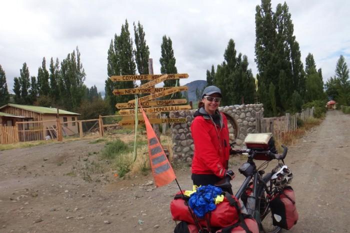 Chile - We made it to Villa Cerro Castillo