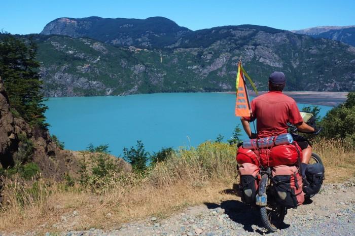 Chile - Views like this! Laguna Verde