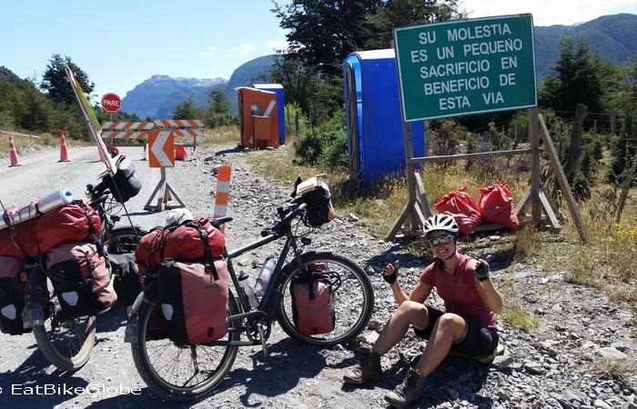 Chile - More road blocks ...